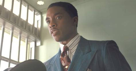 Marshall (2017), Chadwick Boseman