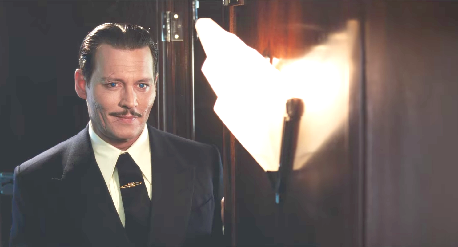Murder On The Orient Express (2017), Johnny Depp