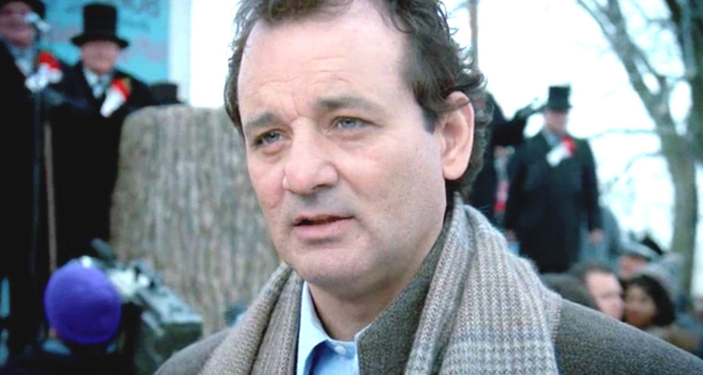 Groundhog Day (1993), Bill Murray