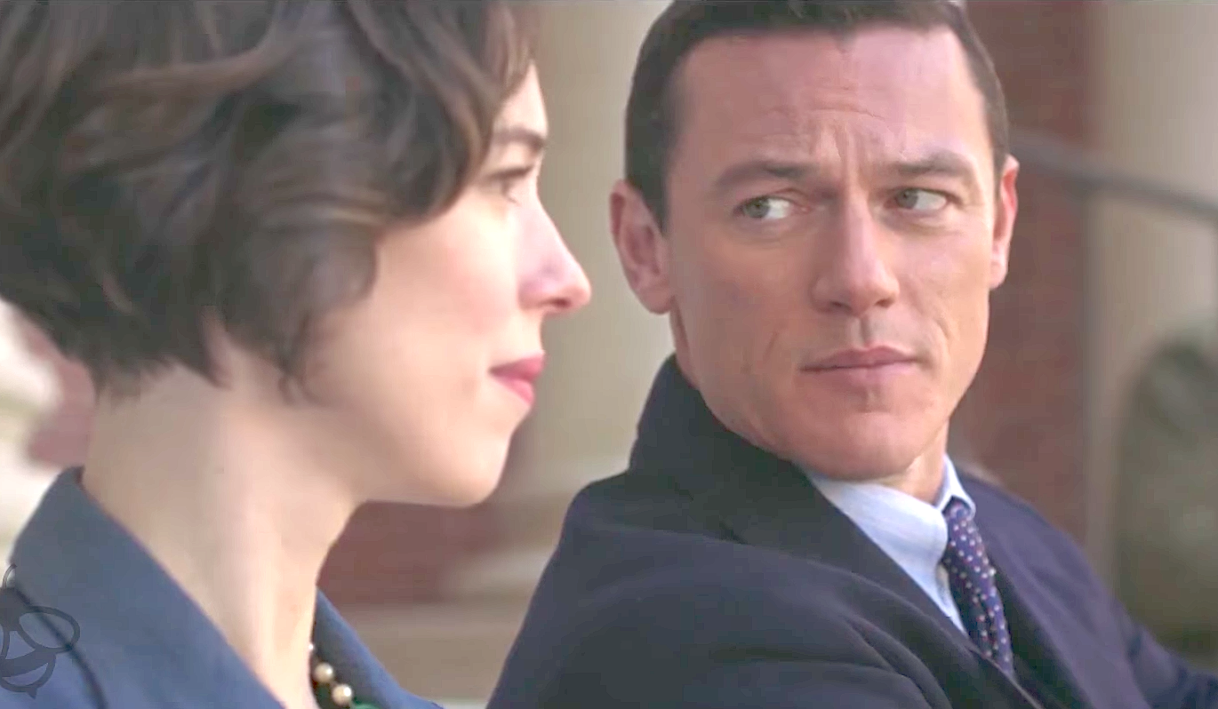 Professor Marston & The Wonder Women (2017), Rebecca Hall, Luke Evans