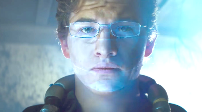 READY PLAYER ONE (2018): New Trailer From Steven Spielberg Starring Tye Sheridan,  T.J. Miller, Ben Mendelsohn, Hannah John-Kamen…