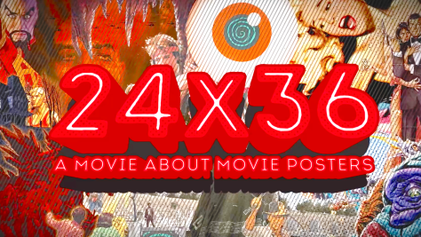 24X36 - A movie About Movie Posters (2016)