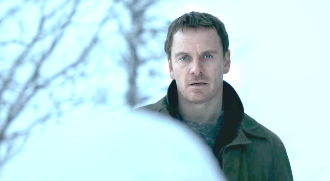 The Snowman (2017), Michael Fassbender