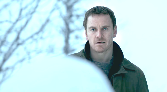 THE SNOWMAN (2017): New Trailer From Michael Fassbender, Rebecca Ferguson, 	Chloë Sevigny, Val Kilmer…