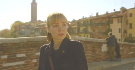 In Search Of Fellini (2017), Ksenia Solo