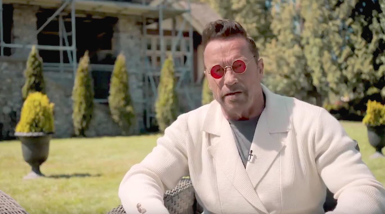 Killing Gunther (2017), Arnold Schwarzenegger.png