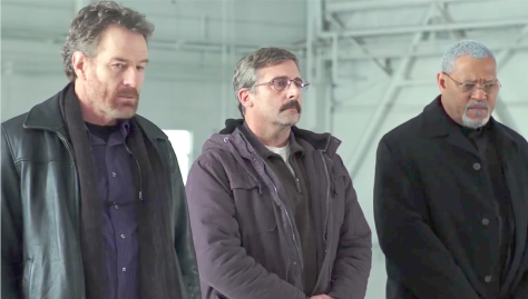 Last Flag Flying (2017), Bryan Cranston, Steve Carell, Laurence Fishburne