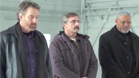 Last Flag Flying (2017), Bryan Cranston, Steve Carell, Laurence Fishburne