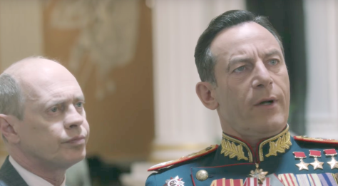 The Death Of Stalin (2017), Steve Buscemi, Jason Isaacs
