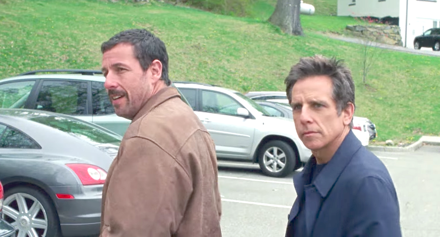 The Meyerowitz Stories - New & Selected (2017), Adam Sandler, Ben Stiller