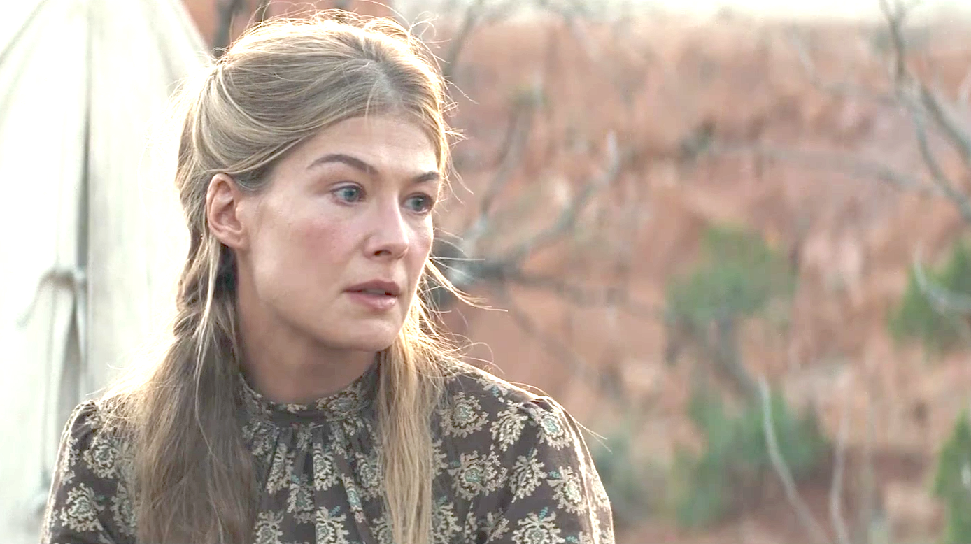 Hostiles (2017), Rosamund Pike