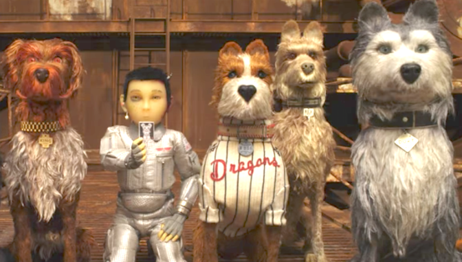 ISLE OF DOGS (2018): New Trailer From Wes Anderson, Starring Bryan Cranston, Edward Norton, Scarlett Johansson, Liev Schreiber…