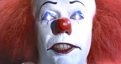 IT (1990), Tim Curry