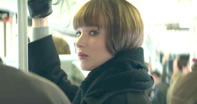 RED SPARROW (2018): New Trailer From Jennifer Lawrence, Matthias Schoenaerts, Joel Edgerton, Jeremy Irons…