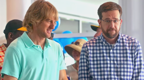 Father Figures (2017), Owen Wilson, Ed Helms