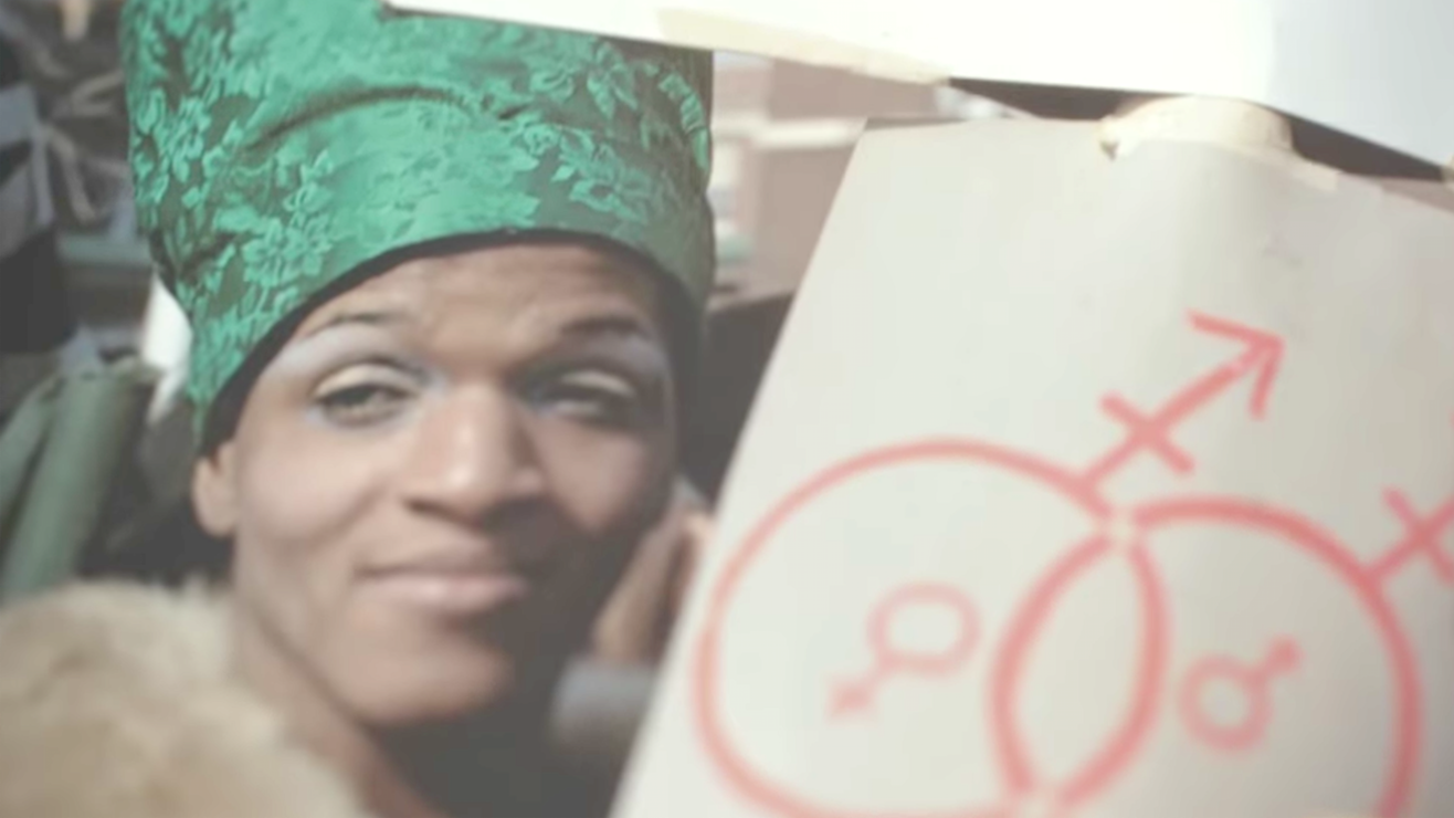 The Death & Life Of Marsha P. Johnson (2017), Marsha P. Johnson