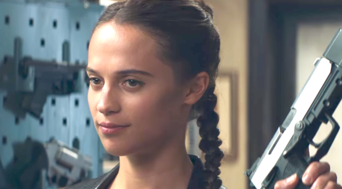Tom Raider - Becoming Lara Croft (2018), Alicia Vikander