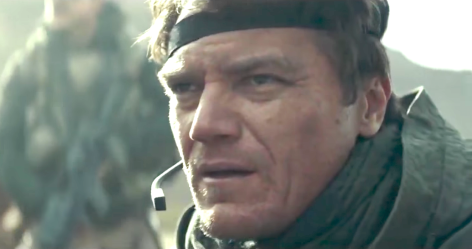 12 Strong (2018), Michael Shannon