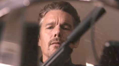 24 Hours To Live (2017), Ethan Hawke