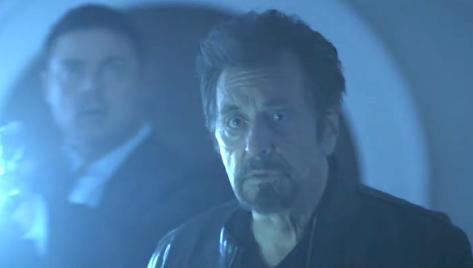 Hangman (2017), Karl Urban, Al Pacino