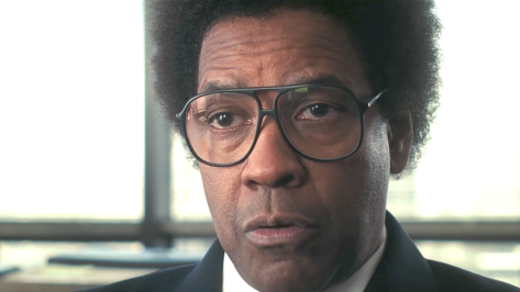Roman J, Israel, Esq. (2017), Denzel Washington
