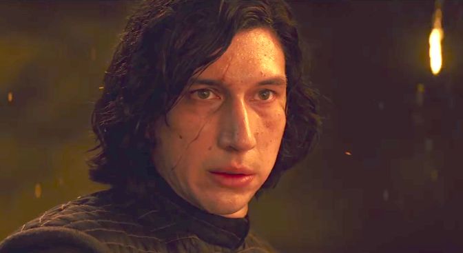 Star Wars - The Last Jedi (2017), Adam Driver