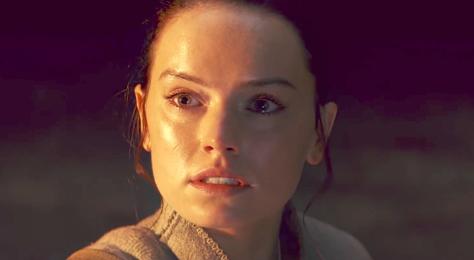 Star Wars - The Last Jedi (2017), Daisy Ridley