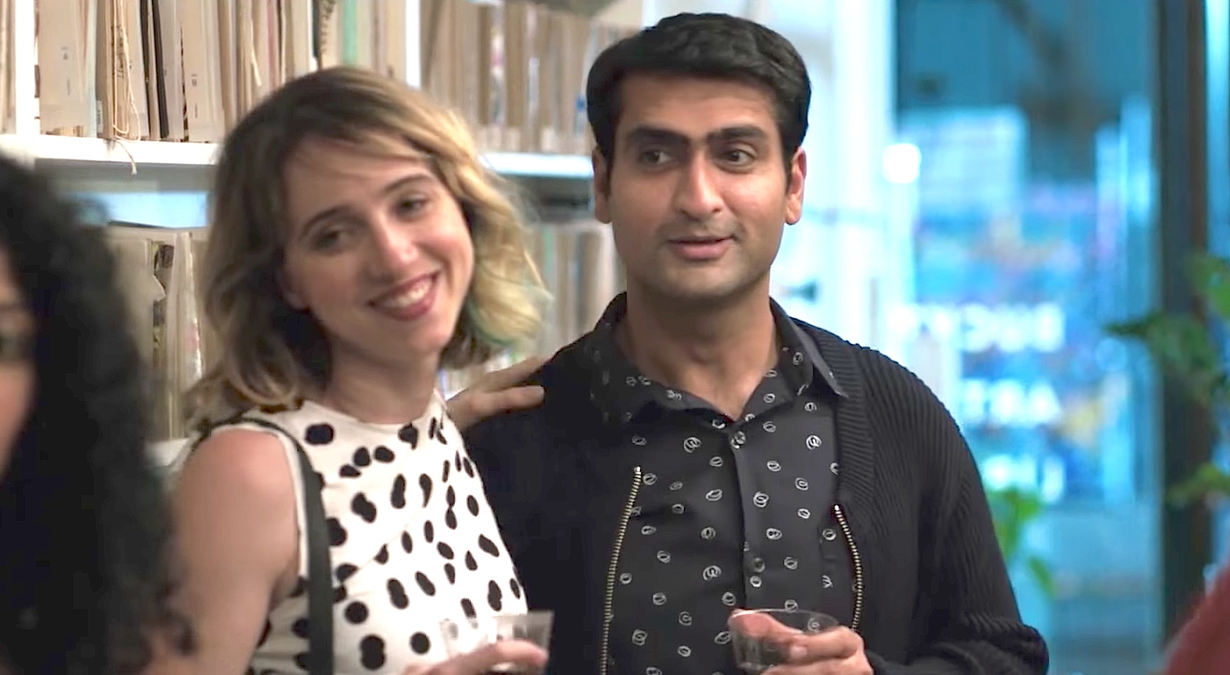 The Big Sick (2017), Zoe Kazan, Kumail Nanjiani