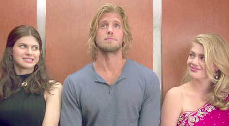 The Layover (2017), Alexandra Daddario, Matt Barr, Kate Upton