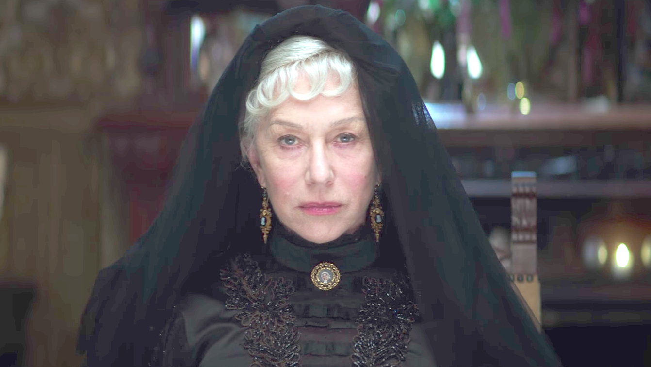 Winchester - The House That Ghosts Built (2018), Helen Mirren