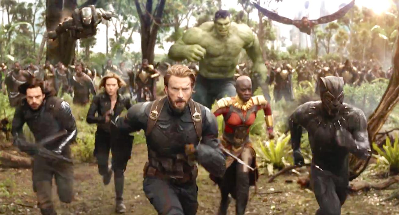Avengers - Infinity War (2018)