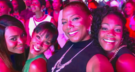 Girls Trip (2017), Regina King, Jada Pinkett Smith, Queen Latifah, Tiffany Haddish
