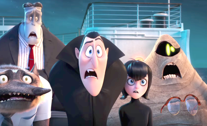 HOTEL TRANSYLVANIA 3 – SUMMER VACATION (2018): New Trailer From Adam Sandler, Selena Gomez, Steve Buscemi…