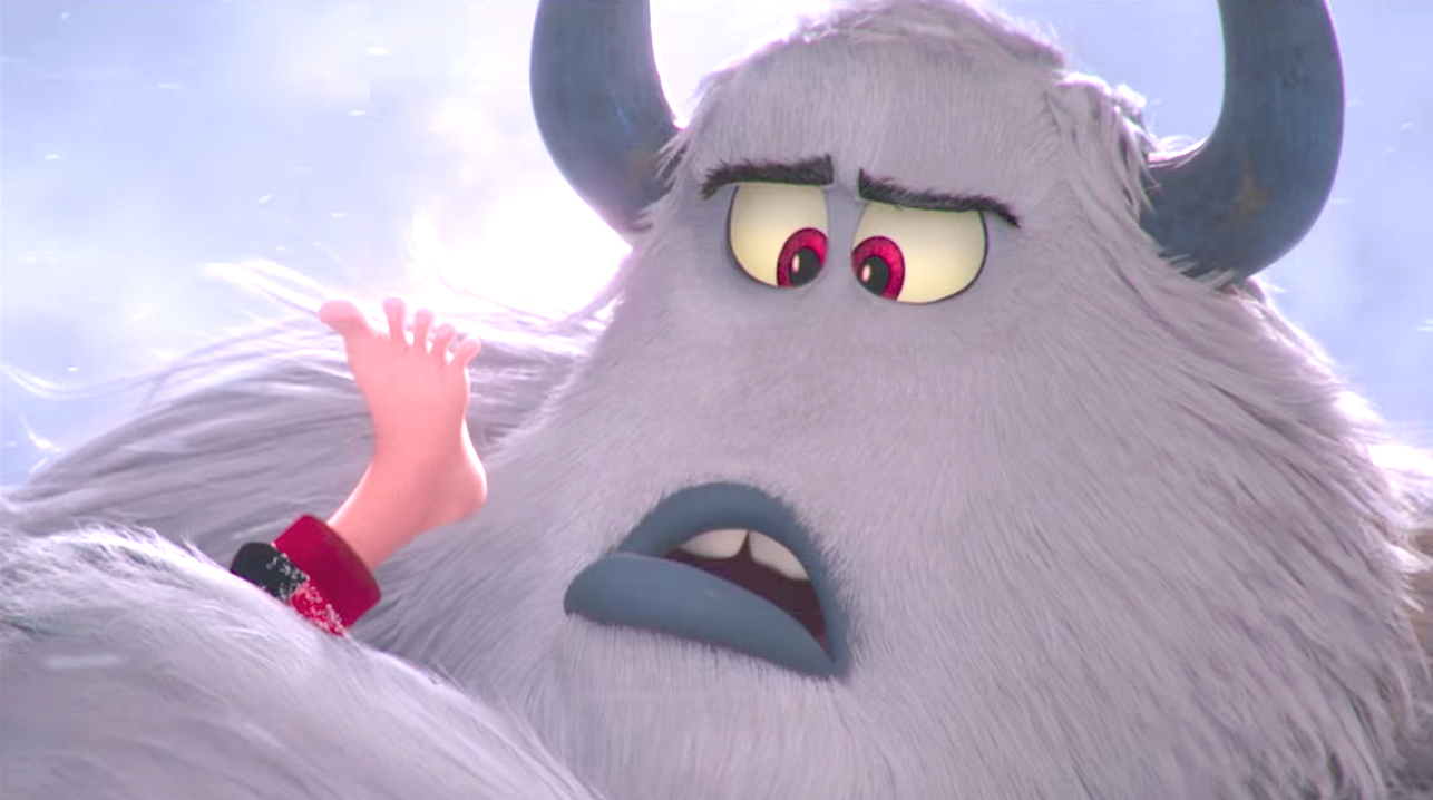 Smallfoot (2018), Channing Tatum