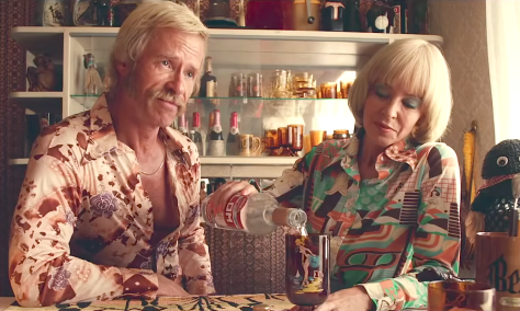 Swinging Safari (2017), Guy Pearce, Kylie Minogue