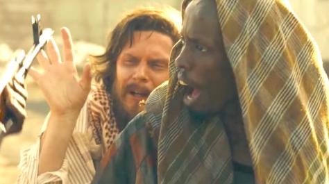 The Pirates Of Somalia (2017) Evan Peters, Barkhad Abdi