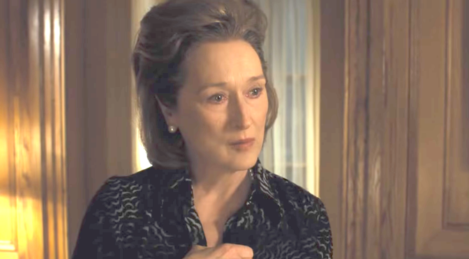 THE POST (2017): New Trailer Starring Tom Hanks, Meryl Streep, Sarah Paulson…