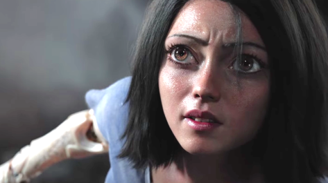 Alita - Battle Angel (2018)