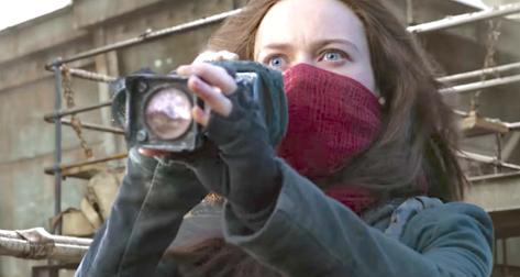 Mortal Engines (2018), Hera Hilmar