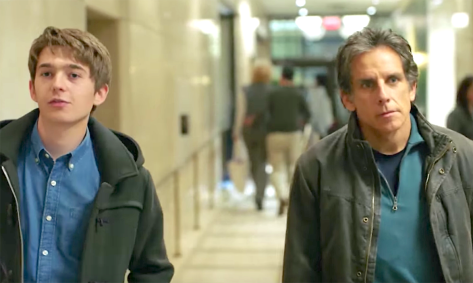 Brad's Status (2017), Austin Abrams, Ben Stiller
