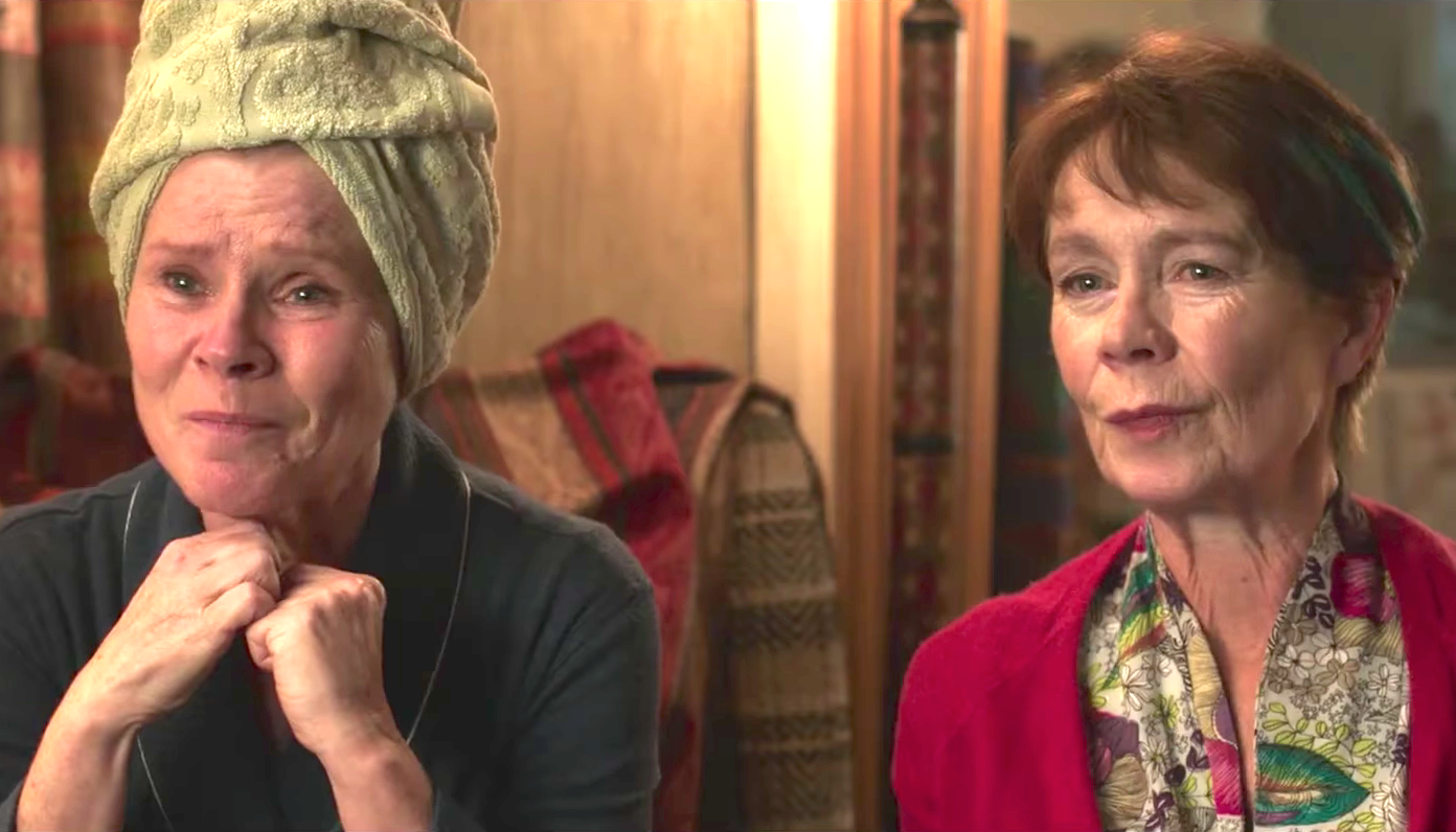 Finding Your Feet (2017), Imelda Staunton, Celia Imrie