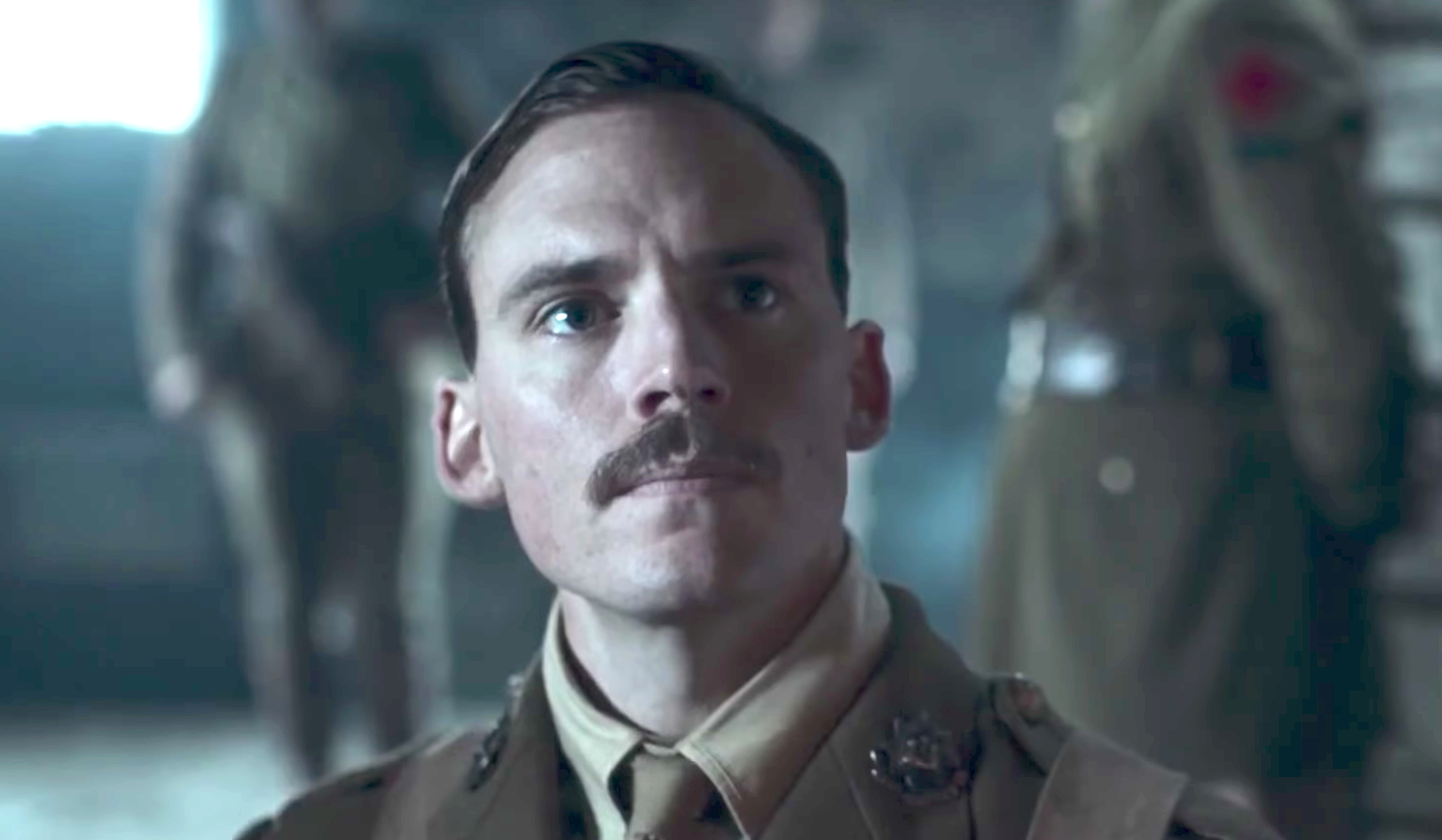 Journey's End (2017), Sam Claflin