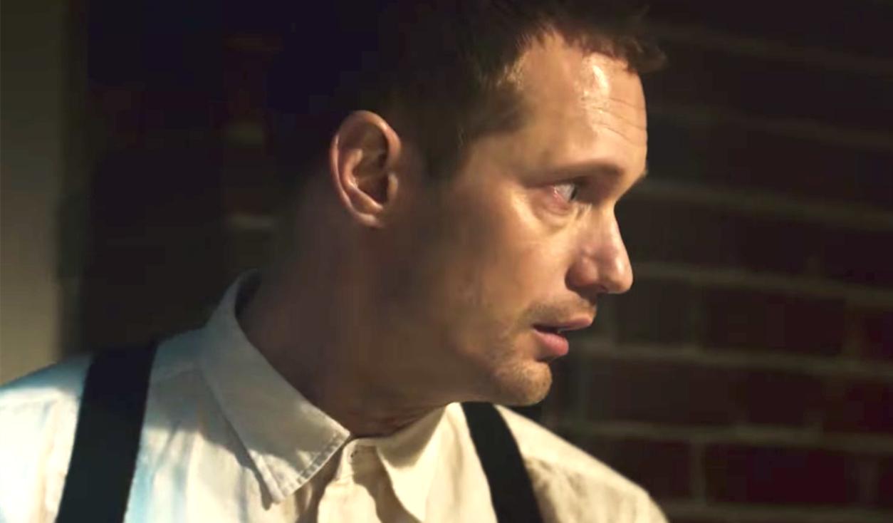 Mute (2018), Alexander Skarsgård
