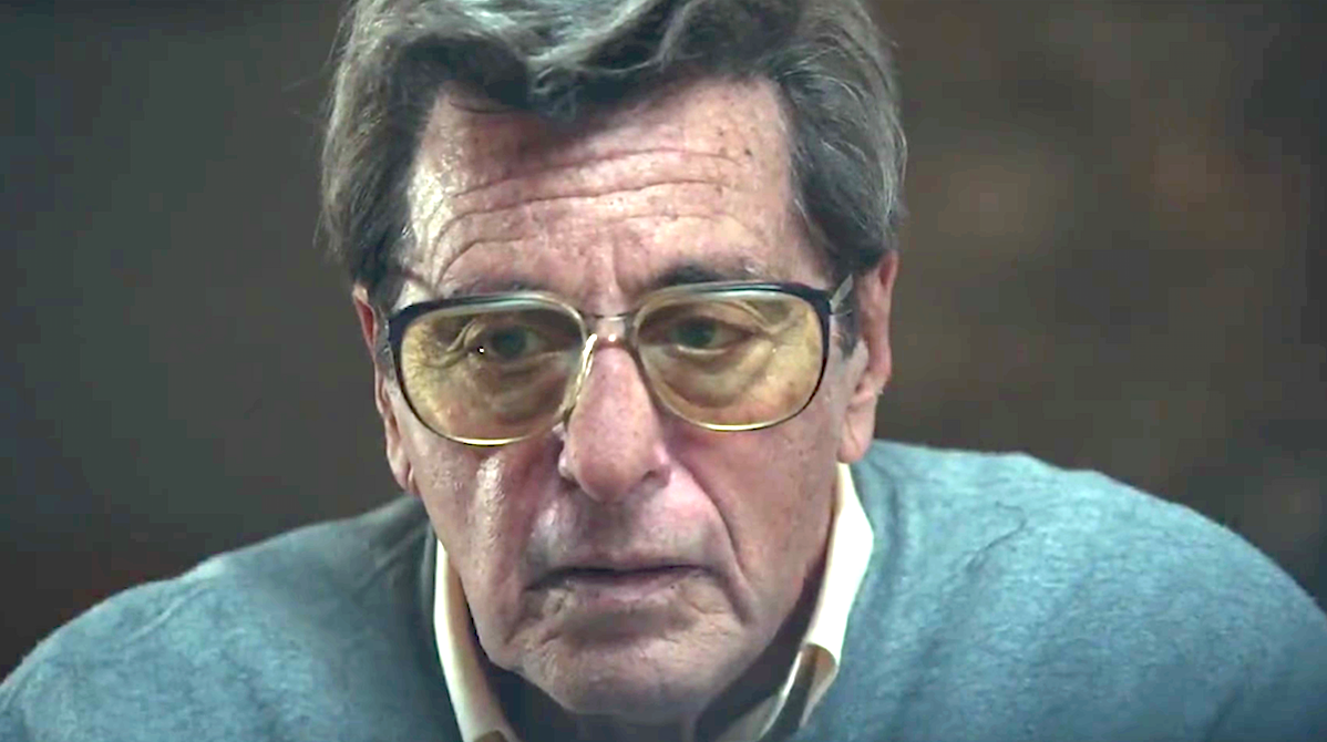 Paterno (2018), Al Pacino