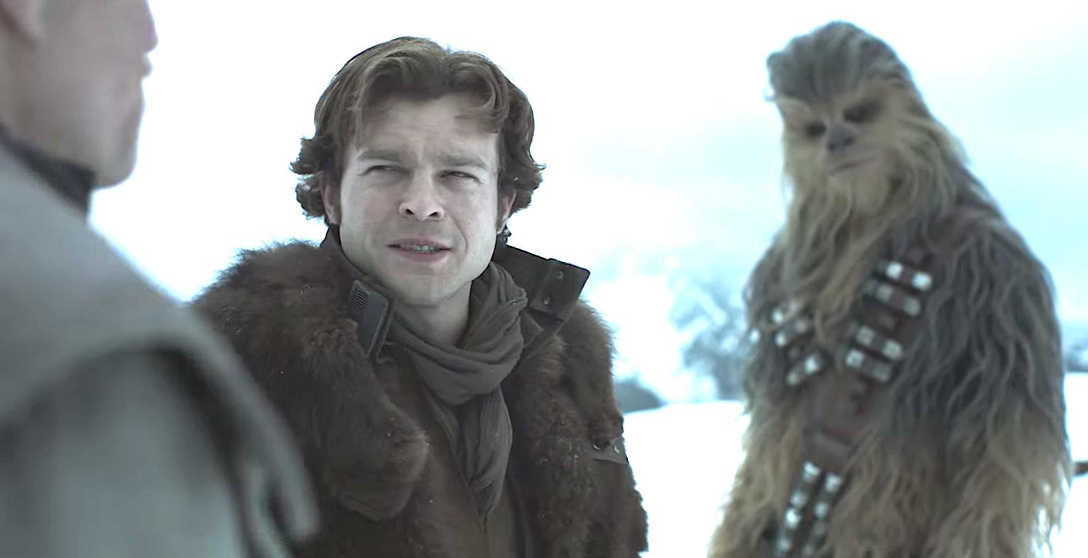 Solo - A Star Wars Story (2018), Alden Ehrenreich