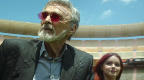 The Last Movie Star (2018), Burt Reynolds, Ariel Winter