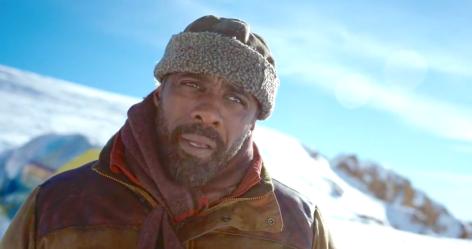 The Mountain Between Us (2017), Idris Elba