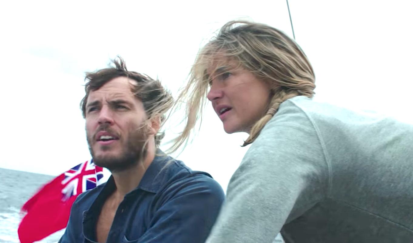 Adrift (2018), Sam Claflin, Shailene Woodley