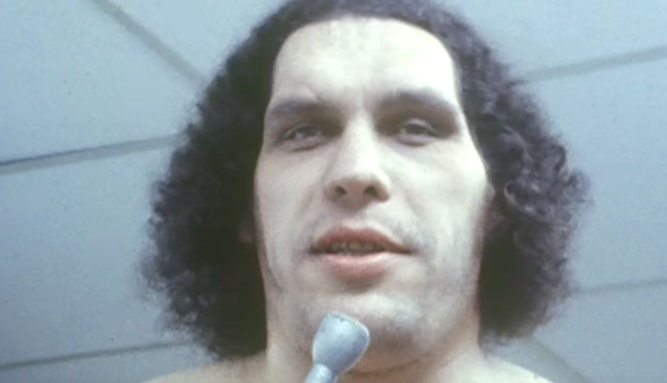 André The Giant (2018), André Roussimoff
