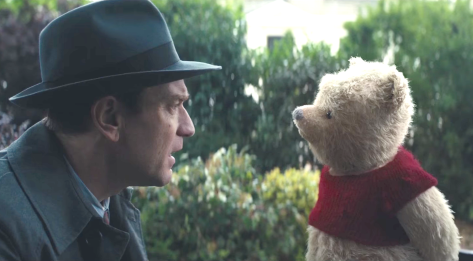 Christopher Robin (2018), Ewan McGregor, Jim Cummings (Pooh's Voice)